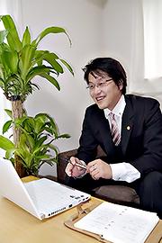弁理士 小松 正典(こまつ まさのり)